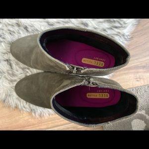Aldo Shoes - Aldo Suede Ankle Booties